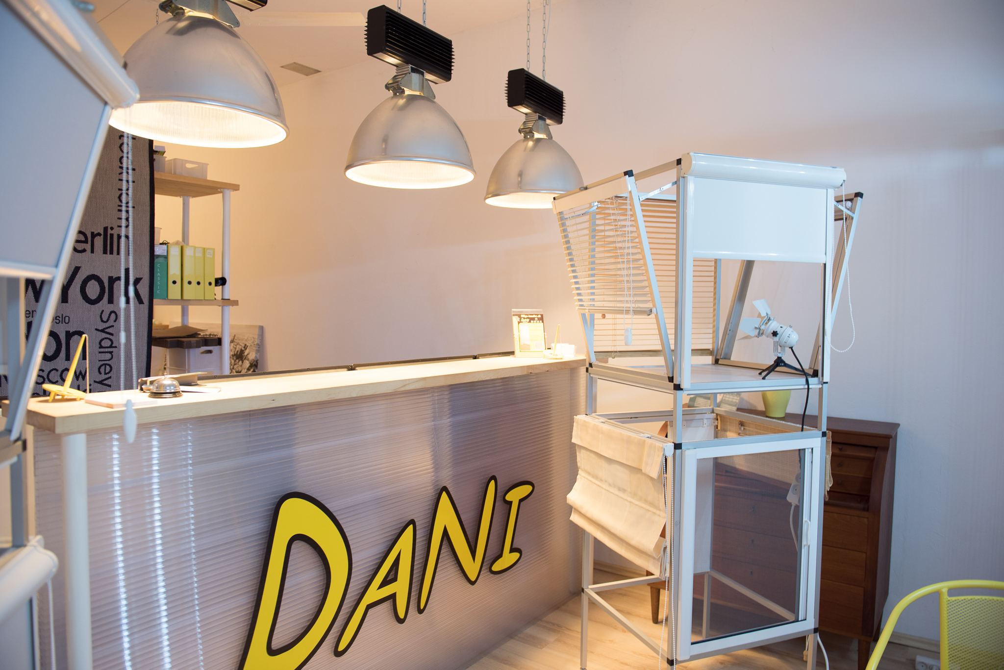 DANI International - Showroom 6