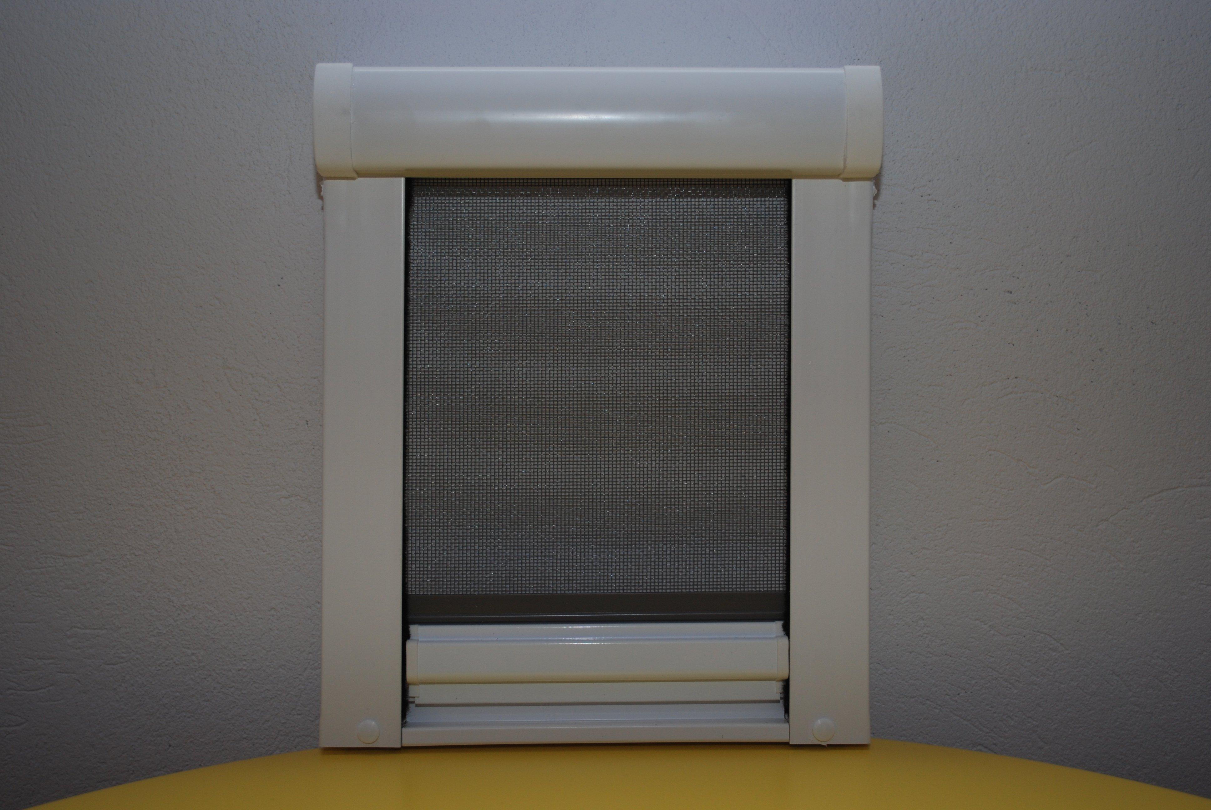 net vindue plast